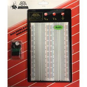ABRA - Plaquette de prototypage bread Board ABRA-24